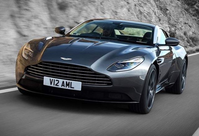 The new Aston Martin DB11 (10)