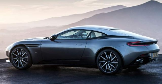 The new Aston Martin DB11 (9)