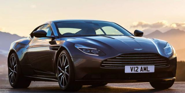 The new Aston Martin DB11 (8)