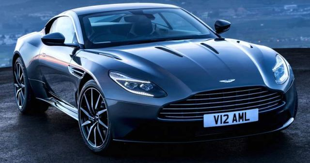 The new Aston Martin DB11 (7)
