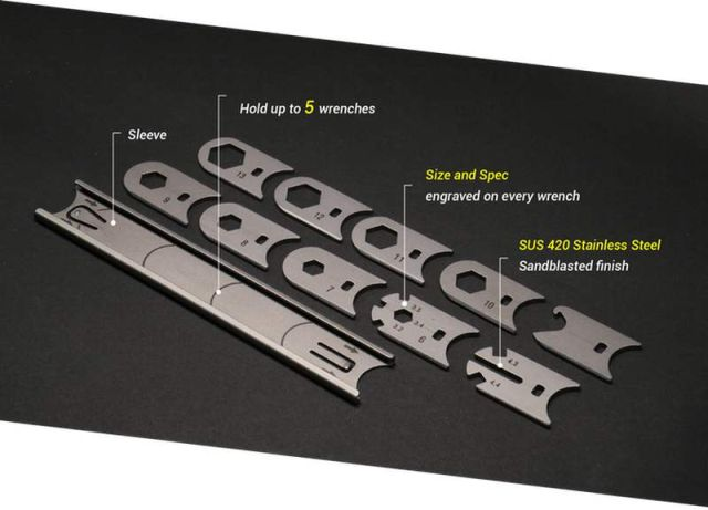 WRENCHit - portable and multi-functional spanner (3)