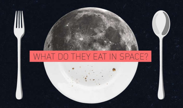 What do they Eat in Space