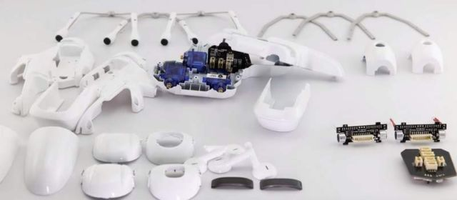 Antbo- an Insect Robot Anyone Can Build (1)