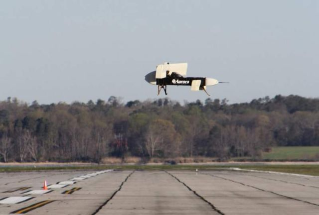 DARPA successfully flies sub-scale X-Plane Aircraft
