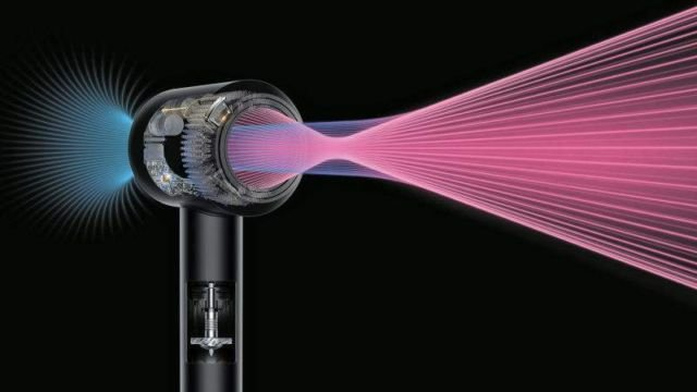 Dyson Silent Supersonic Hair Dryer (4)
