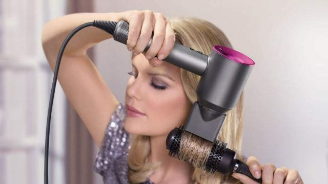 Dyson Silent Supersonic Hair Dryer (3)