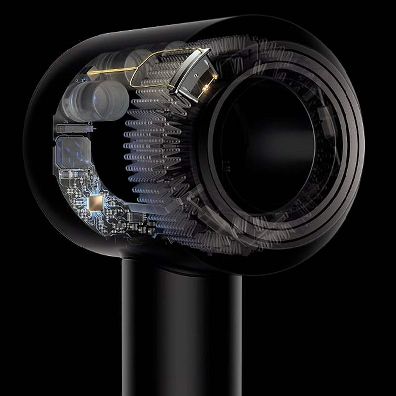 Hair Dryer Inside ~ Dyson silent supersonic hair dryer wordlesstech