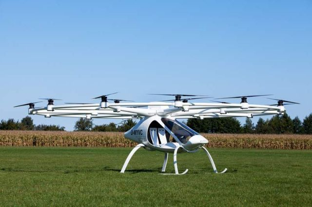Electric Volocopter VC200 (5)