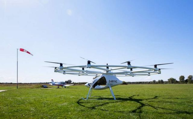 Electric Volocopter VC200 (4)