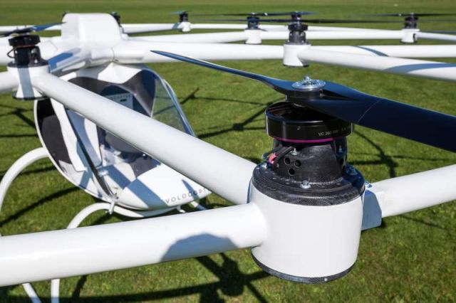 Electric Volocopter VC200 (3)
