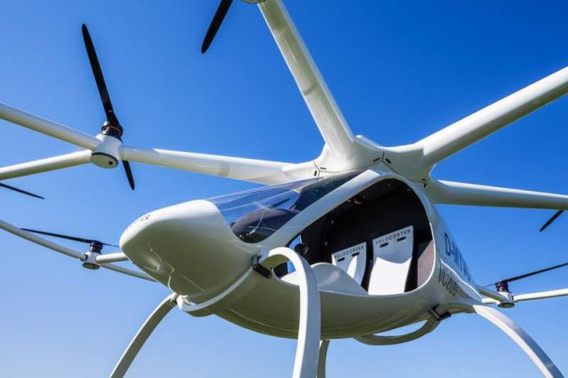 Electric Volocopter VC200 (2)