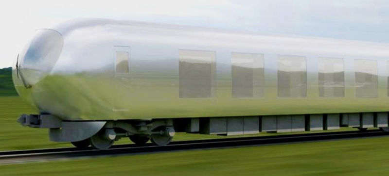 Japan's Invisible Train