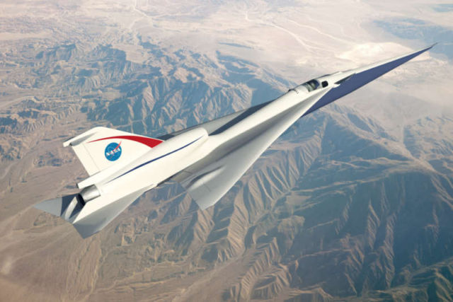 NASA begins historic X-Plane Research