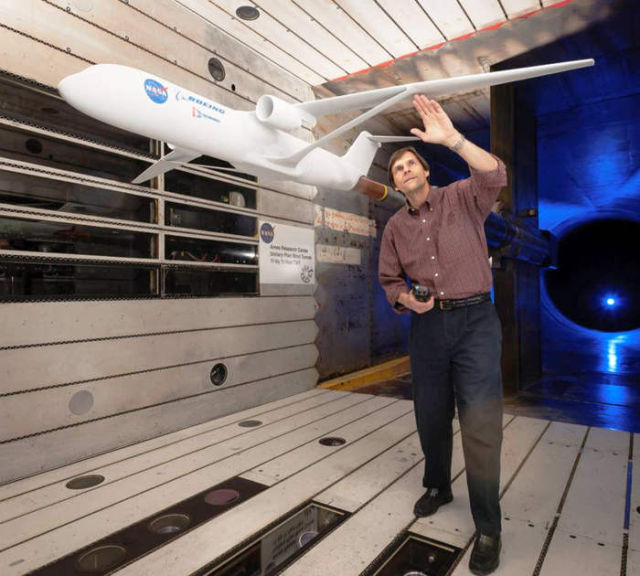 New Aircraft Wing expected to reduce Fuel and Emissions by 50%