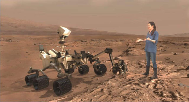 New Holographic guided tour on Mars (1)