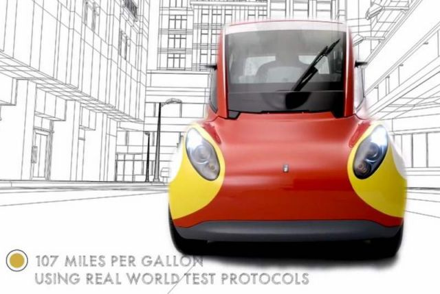 Shell Project M concept city car (4)
