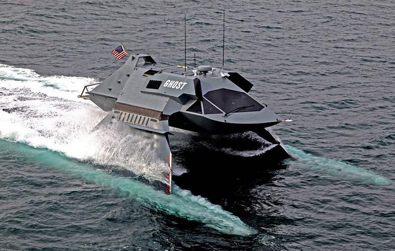 wordlesstech super stealth ghost vessel the warship of