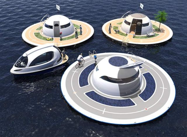 The 'UFO' unidentified floating object