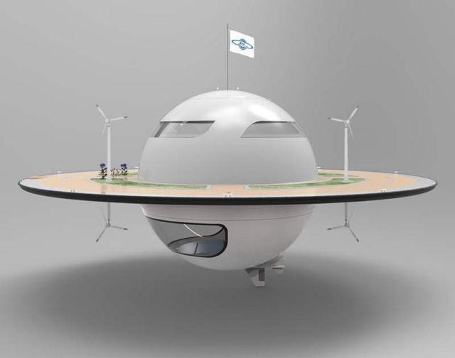 The 'UFO' unidentified floating object (3)