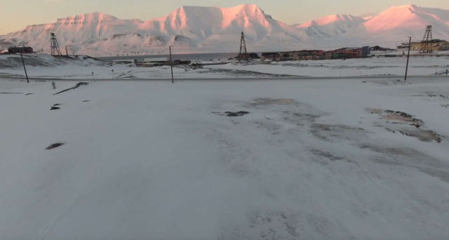 The Northernmost Town on the Planet (1)