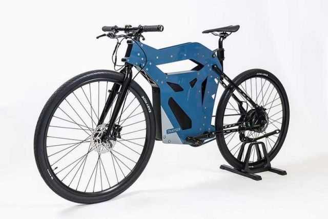 Trayser electric bicycle