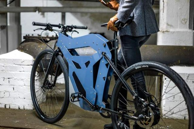 Trayser electric bicycle (1)