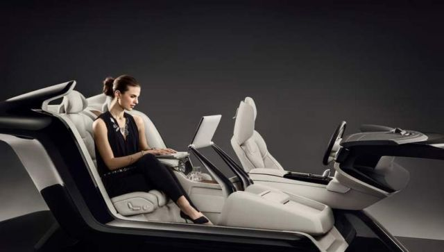 Volvo S90 Excellence Lounge Console (8)