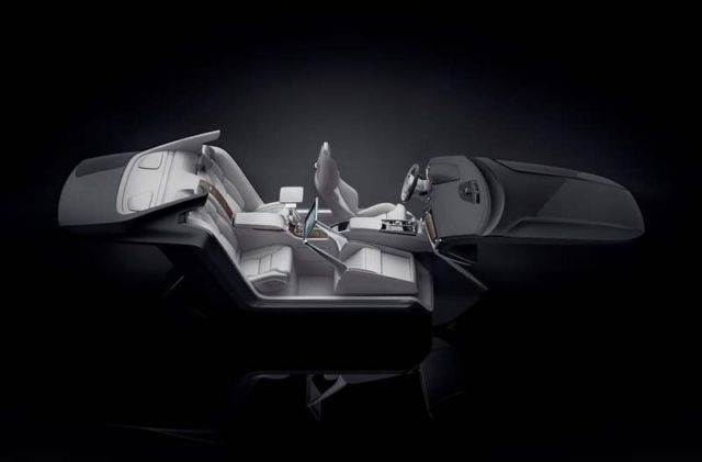 Volvo S90 Excellence Lounge Console (7)