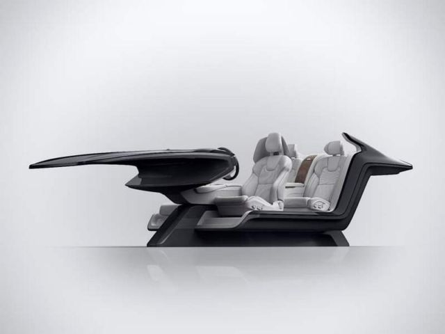 Volvo S90 Excellence Lounge Console (5)