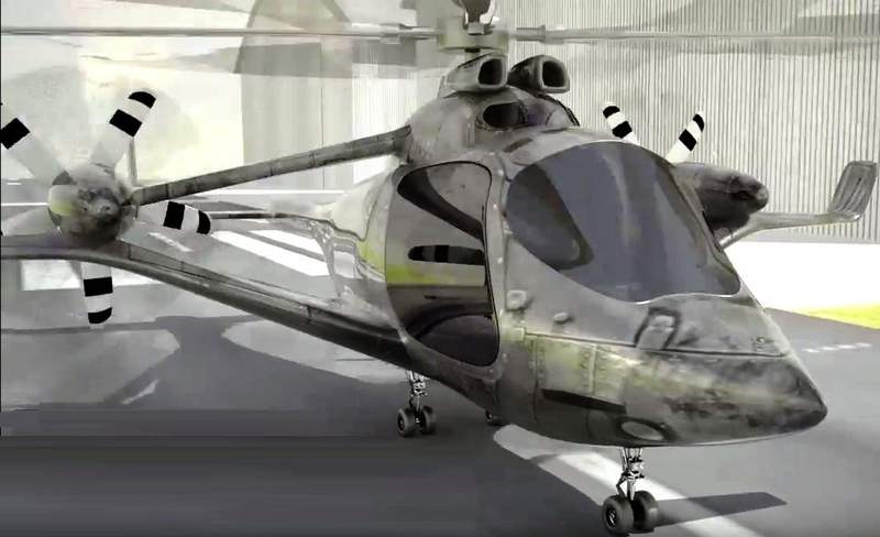 Airbus patents world's fastest helicopter