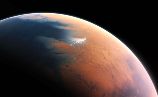 Ancient Mega-Tsunamis discovered on Mars