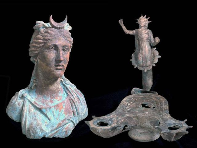 Ancient Roman Treasure discovered