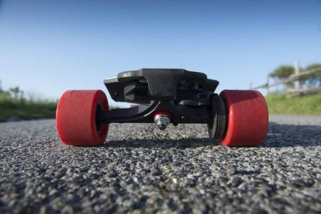 Foldable Electric Longboard (3)