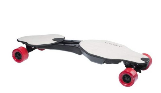 Foldable Electric Longboard (1)
