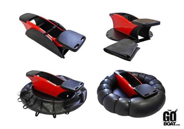 GoBoat- Portable Personal Watercraft (2)