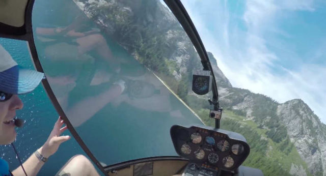 How to Land a Helicopter when the Motor Stops (1)
