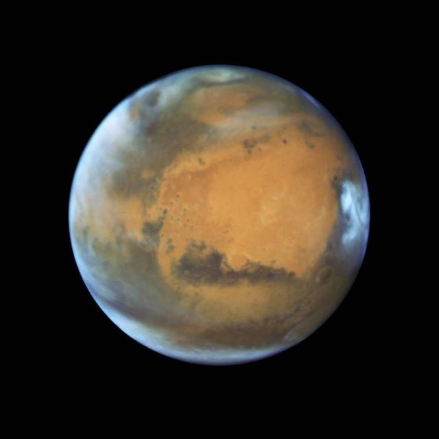 Hubble's New View of Mars