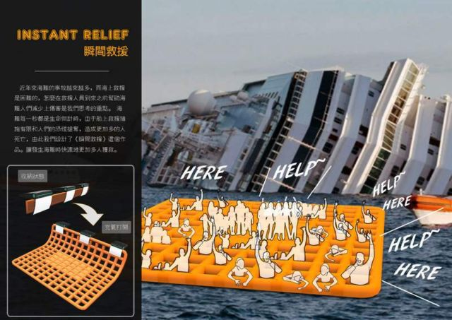 Instant Relief - innovative Lifeboat (3)