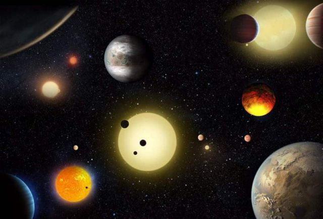 The single largest finding of planets, beyond our solar system, to date!