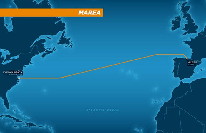 Microsoft and Facebook are deploying Subsea Cable across Atlantic