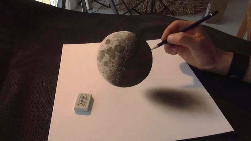 wordlesstech mind blowing 3d drawings