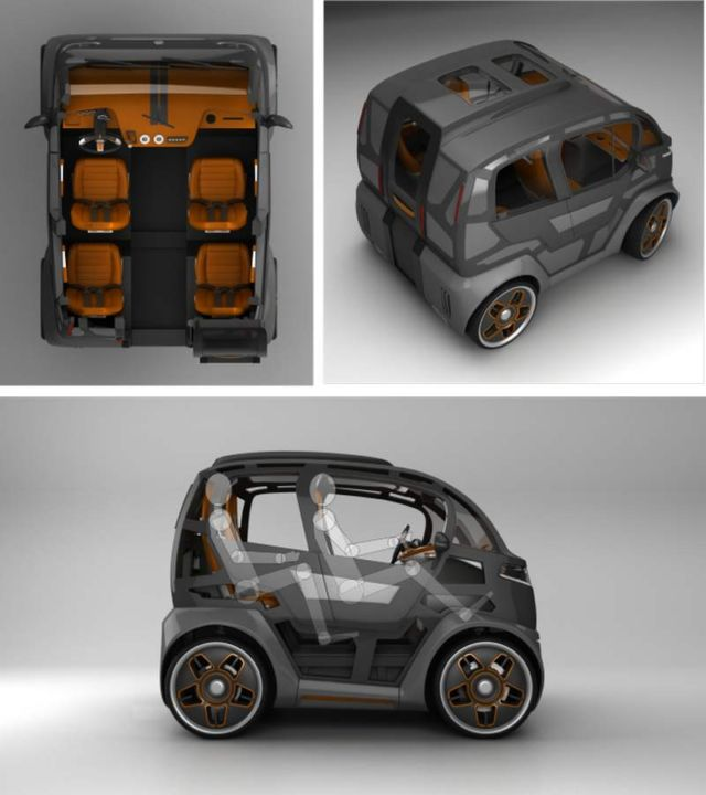 Mirrow Provocator Russian city car (8)