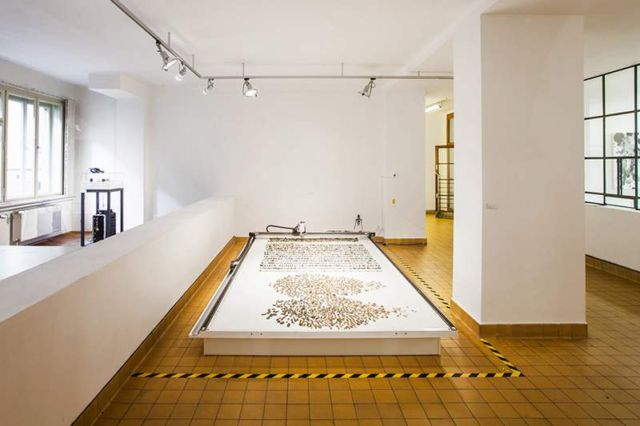 Robotic installation sorts Pebbles based on their Geological Age (1)