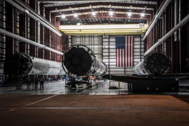 SpaceX needs more room for its Rockets