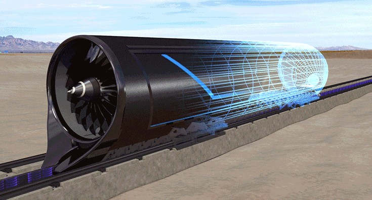 The amazing Physics of the Hyperloop explained  (1)