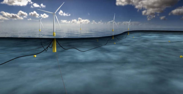 World's biggest Floating Offshore Wind farm