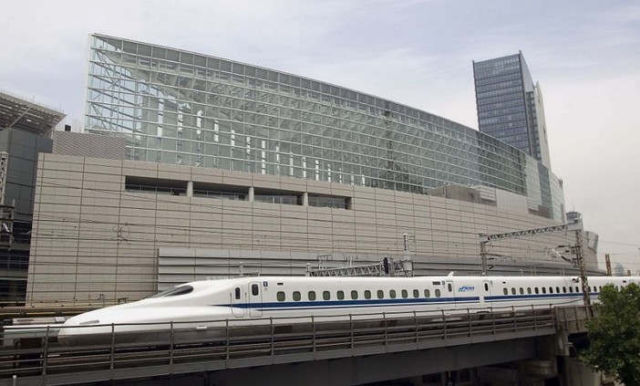 A Japanese-style Bullet Train for Texas (1)