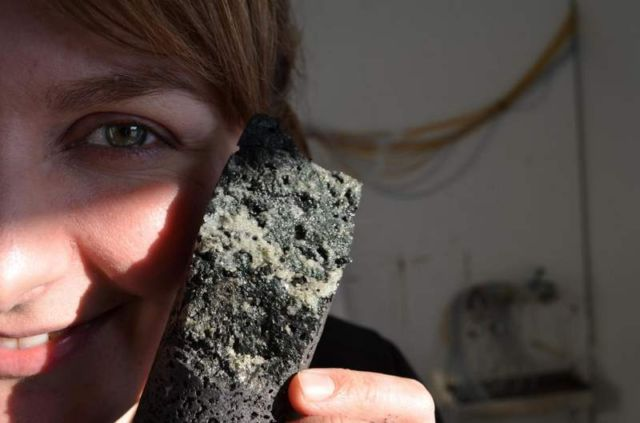 Turning CO2 into Solid Rock
