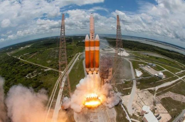 Delta IV Heavy world's Largest Rocket Launch (3)