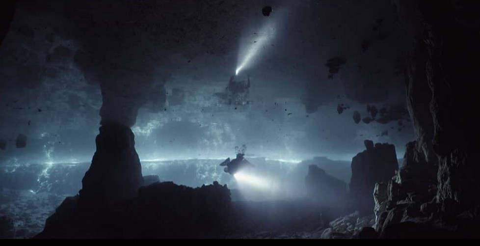 Cave Diving in Yucatan